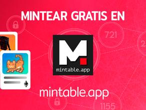 Cómo mintear gratis en Mintable: crea tu NFT sin coste