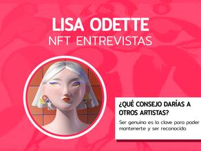 Entrevista NFT: Lisa Odette