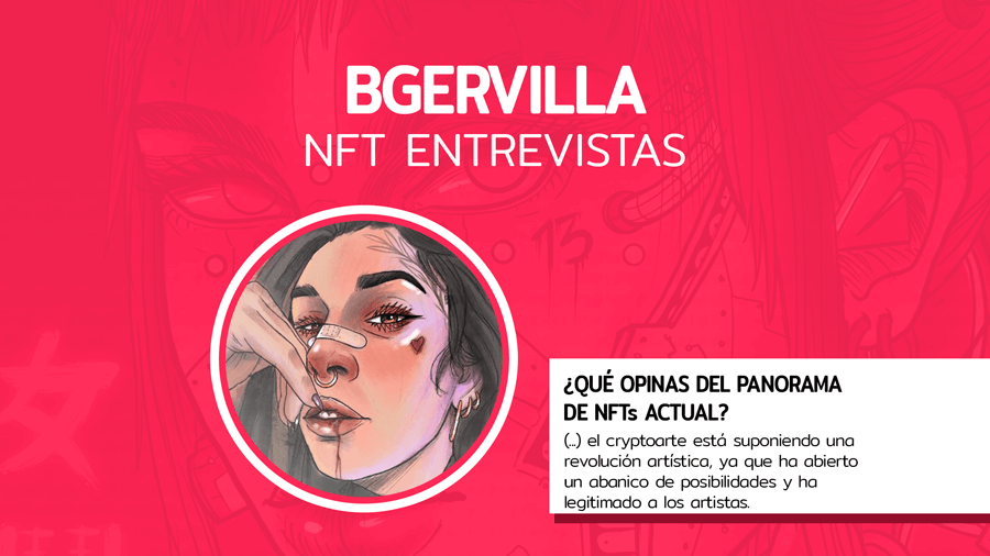 Entrevista NFT: BGervilla