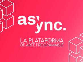 Async Art: la plataforma de arte programable