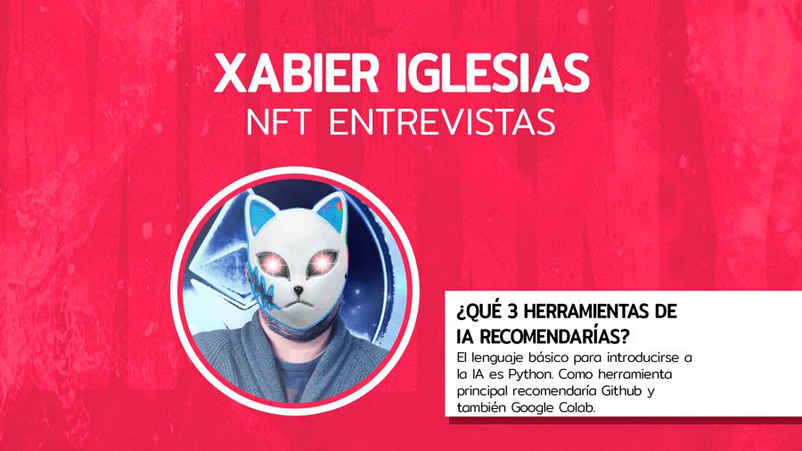 Entrevista NFT: Xabier Iglesias