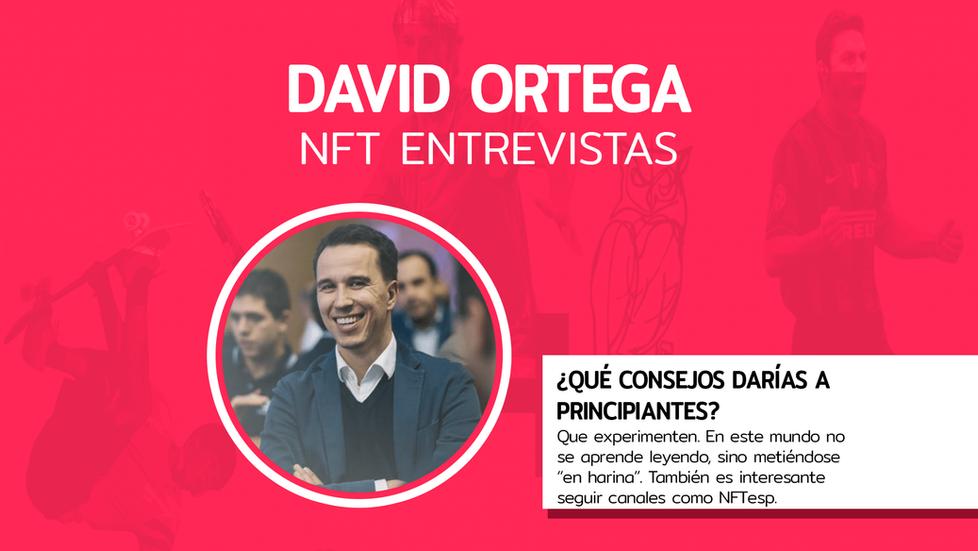 Entrevista NFT: David Ortega (StadioPlus)