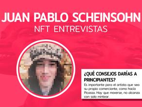 Entrevista NFT: Juan Pablo Scheinsohn (Aura)