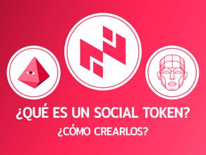 ¿Qué es un Social Token y cómo crearlo?