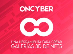 (On)Cyber: una herramienta para crear galerías 3D de NFTs