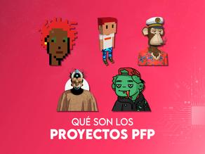 ¿Qué es un proyecto pfp de NFTs y una colección de avatares? ¿Cómo creo una?