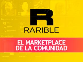 Rarible: el marketplace de la comunidad