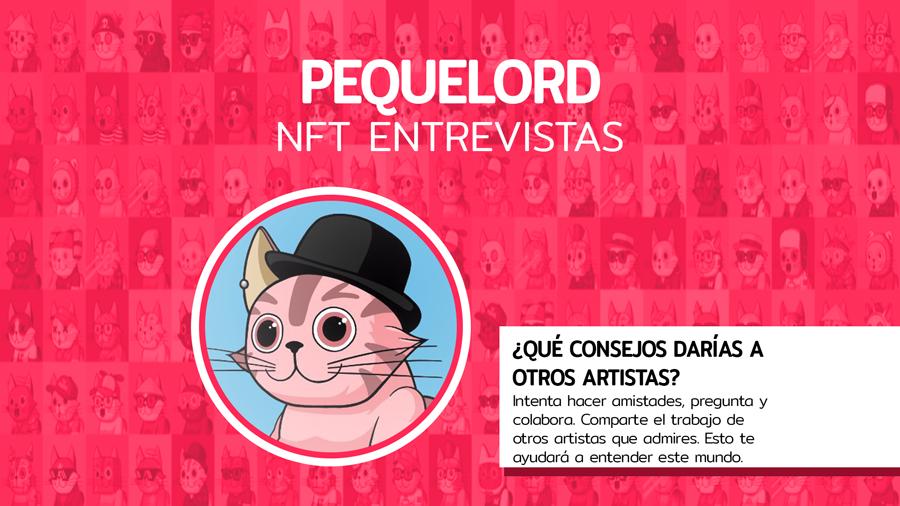 Entrevista NFT: Pequelord