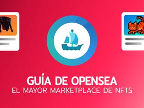 Guía de Opensea: el mayor Marketplace de NFTs