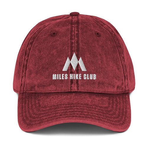 MHC Vintage Cotton Twill Cap