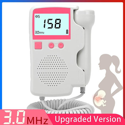 3.0MHz HOME USE Doppler Fetal Heart Rate Detector