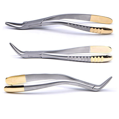 Dental Root Fragment Tooth Extraction Forceps Maxillary Mandibular Dental Tool