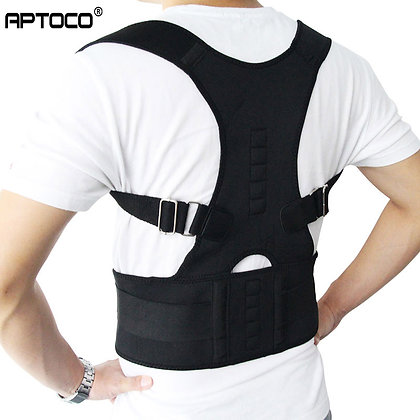 Magnetic Therapy Posture Corrector -  Back Support Belt