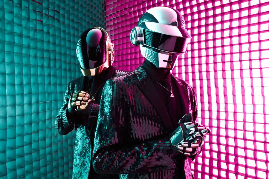 French Duo Daft Punk