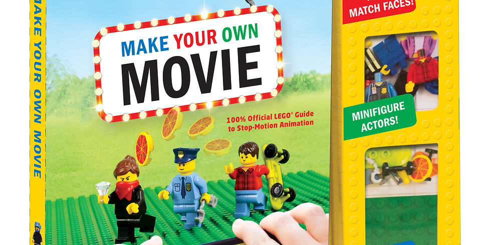 Lego Make Your Own Movie Competition