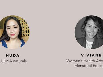 Recap- Let's Talk: Period care and Menstrual health