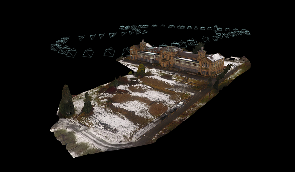 3D SITE MAPPING