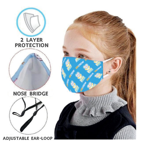 Youth Reusable Mask
