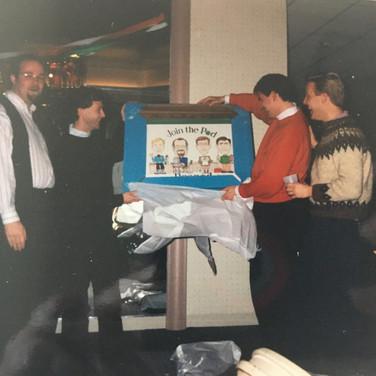 Jon, Andrew, John & Thomas