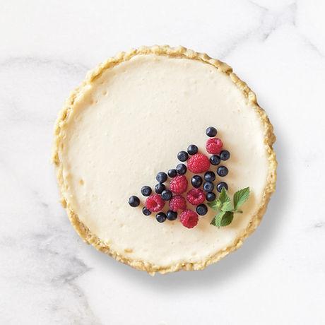 Gâteau Aux Fruits Au Fromage
