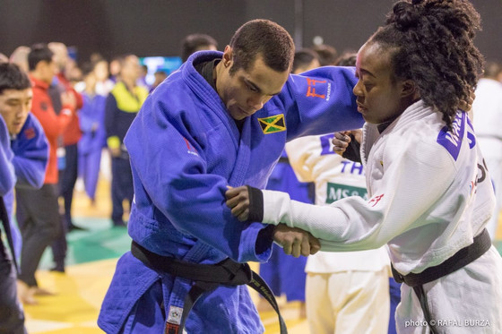 JAMAICA DEBUTS AT PRESTIGOUS PARIS GRAND SLAM