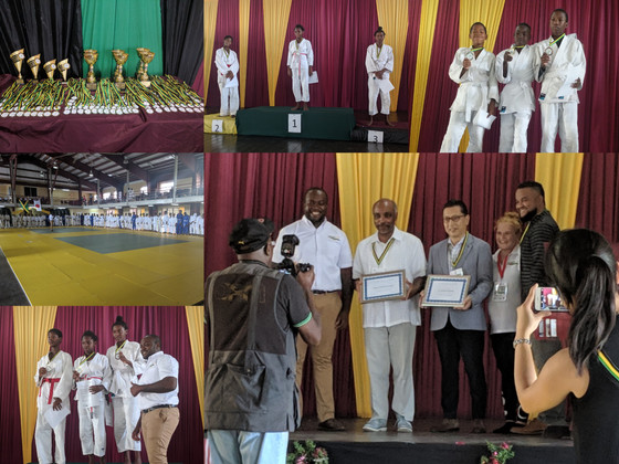 SUCCESSFUL 1ST NATIONAL JUDO CHAMPIONSHIPS