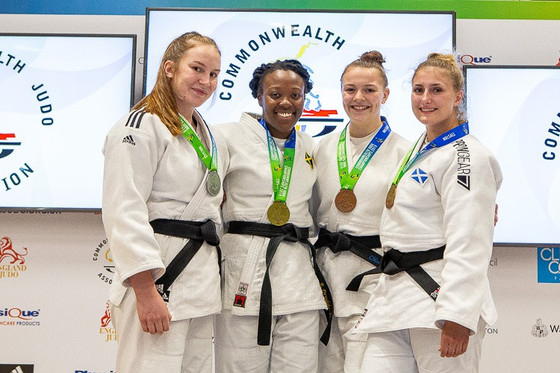 COMMONWEALTH GOLD FOR DRYSDALE-DALEY