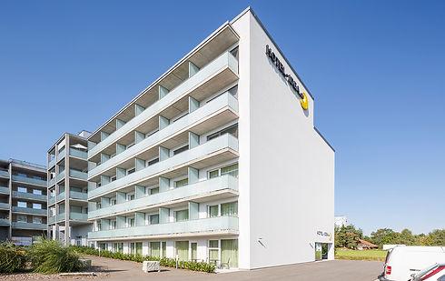 Aussenansicht Hotel Idea Spreitenbach