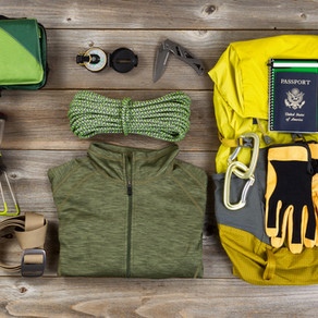 what to take to 1 day hiking