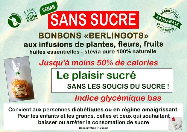 panneau sans sucre  berlingot  sachets.p