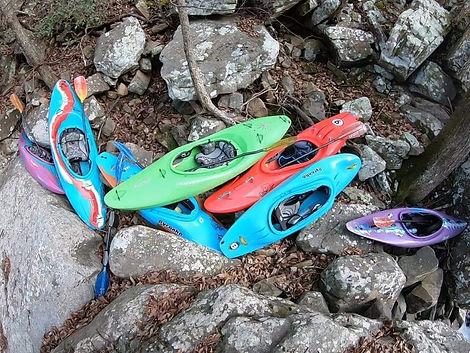 Kayak Pile.jpg