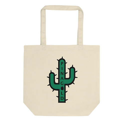 Eco Bag Cactus Yes