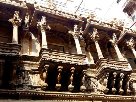 Streets Of Old Ahmedabad