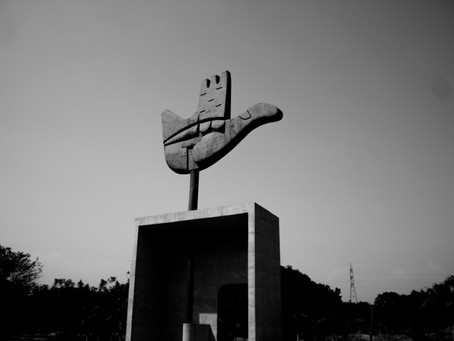 The Open Hand - Chandigarh