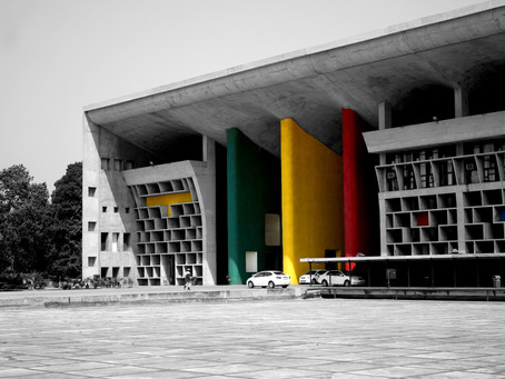 The Capital Complex - Chandigarh