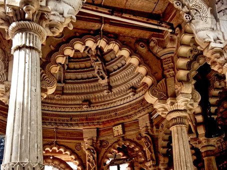 Htheesing temple collection - Old Ahemadabad