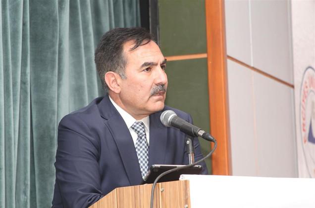 7 Ahlat Belediye Başkanı A. Mümtaz Çoban