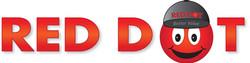 Red dot logo