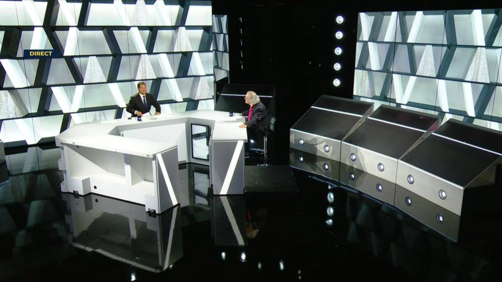 Hier soir sur I24News.... Un grand merci à Benjamin Pétrover et à Jean Philippe Lustik!.....