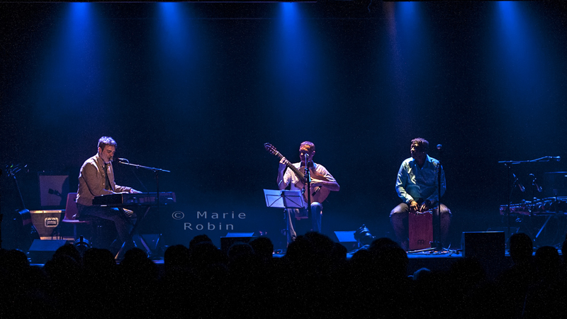 Trio Bobby Mangane Téo