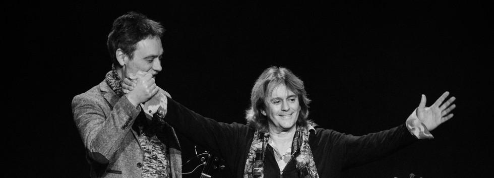 Bobby Dirninger & Nilda fernandez - Espace Crouzy