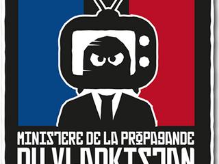 Vlad - Le Ministère de la Propagande du Vlakistant lance sa radio!