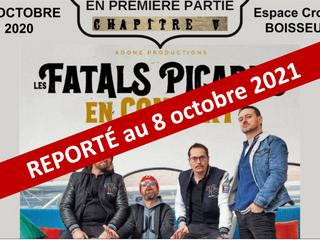 Les Fatals Picards sont de retour avec Espèces Menacées, un 9éme album REPORTÉ au 8 octobre 2021