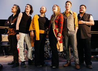 CHAPITRE V (ethno rock) en concert de sortie de résidence 25/04
