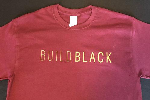 Tee: Build Black
