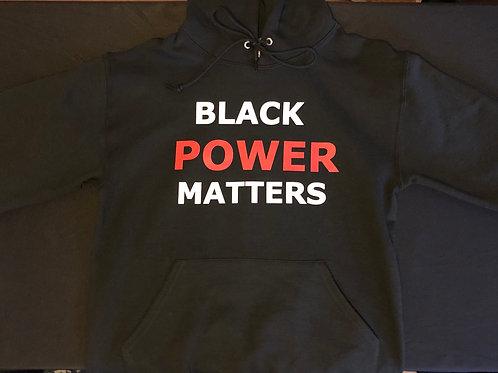 Hoodie: Black Power Matters
