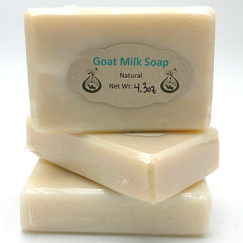 Natural Goat Milk Soap