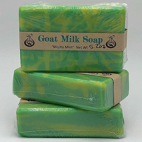 Mojito Mint Goat Milk Soap