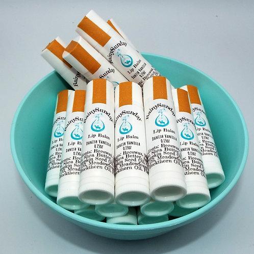 Lip Balm-Danish Vanilla 0.15oz