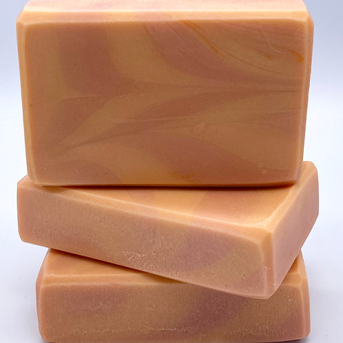 Mango & Tangerine Goat Milk Soap